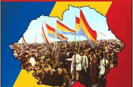 Marșul Unirii dă startul zilei de 1 Decembrie la Alba Iulia