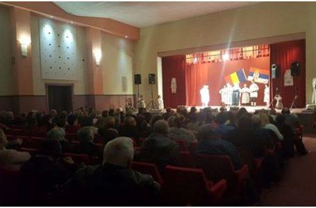 Eveniment IEH: Circa 300 de români din Voievodina au serbat Centenarul și Ziua Naţională a României la Alibunar