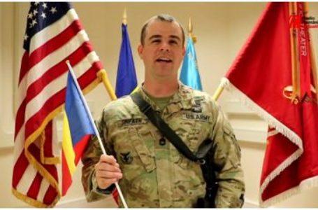 Ziua Națională a României în Afganistan cu reprezentanţii contingentelor militare româneşti participante la Misiunea NATO Resolute Support