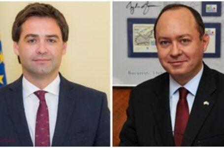 Ministrul de Externe al României a acceptat invitația de a vizita Chișinăul