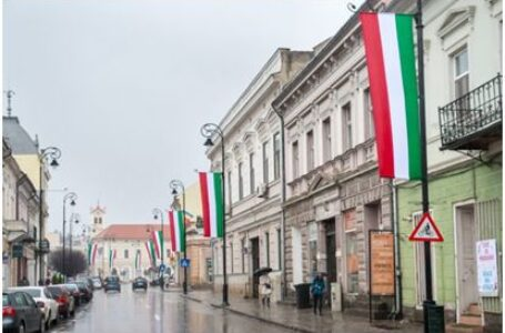 Sentință DEFINITIVĂ: primarul UDMR din Sfântu Gheorghe, obligat să plătească amenzile aplicate de prefect în martie 2018 pentru arborarea drapelului Ungariei