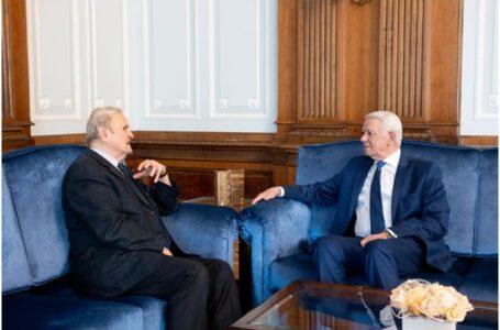 La plecarea din România, Președintele Senatului îi amintește amabasadorului Serbiei la București de protejarea drepturilor persoanelor aparținând minorităților naționale pe care Serbia nu le respectă